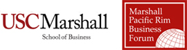 Marshall Pacific Rim Business Forum